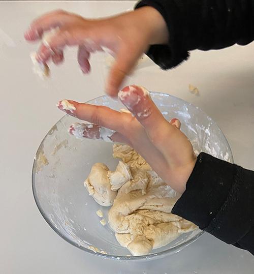 Pasta de farinha