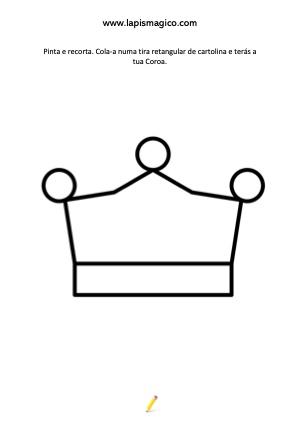 Lenda dos Reis Magos, ficha pdf nº1