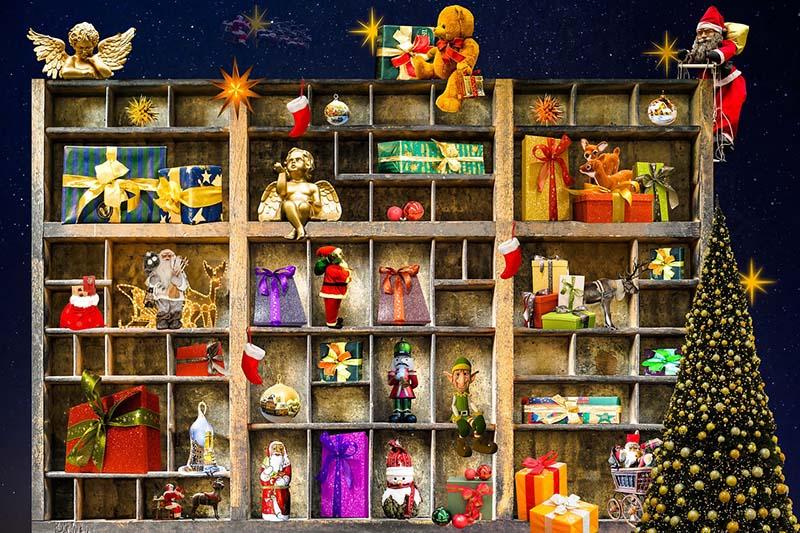 A prenda de Natal de Carlos Malheiro Dias, conto tradicional
