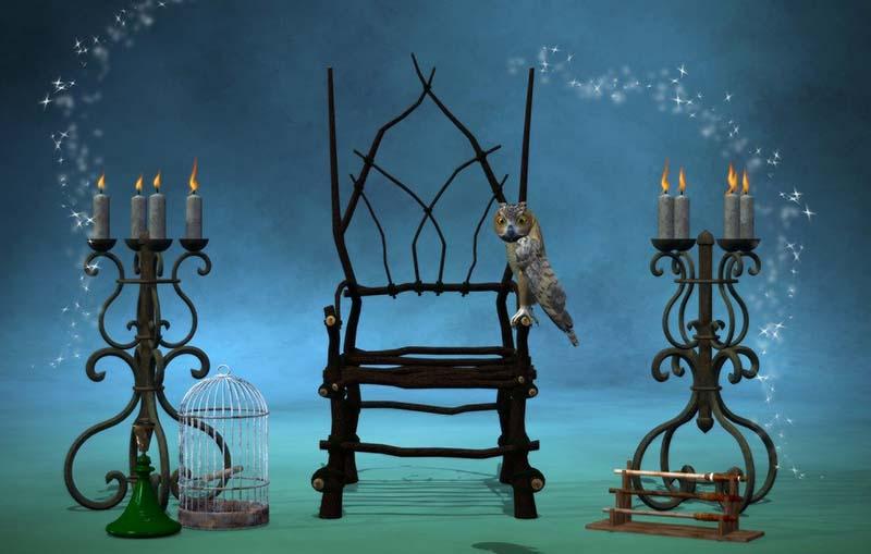 O aprendiz de mago, conto tradicional português