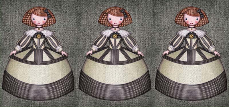 A menina e o bicho, conto popular português